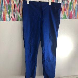 🦋 3/$15 Calvin Klein royal blue ankle pant 14